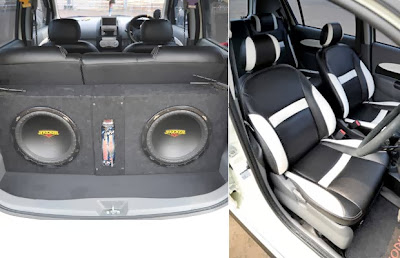 Modification Daihatsu Sirion 2010, Eliminate Impression Mothers Car
