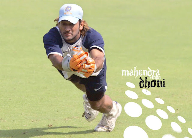 Ms Dhoni Wallpapers