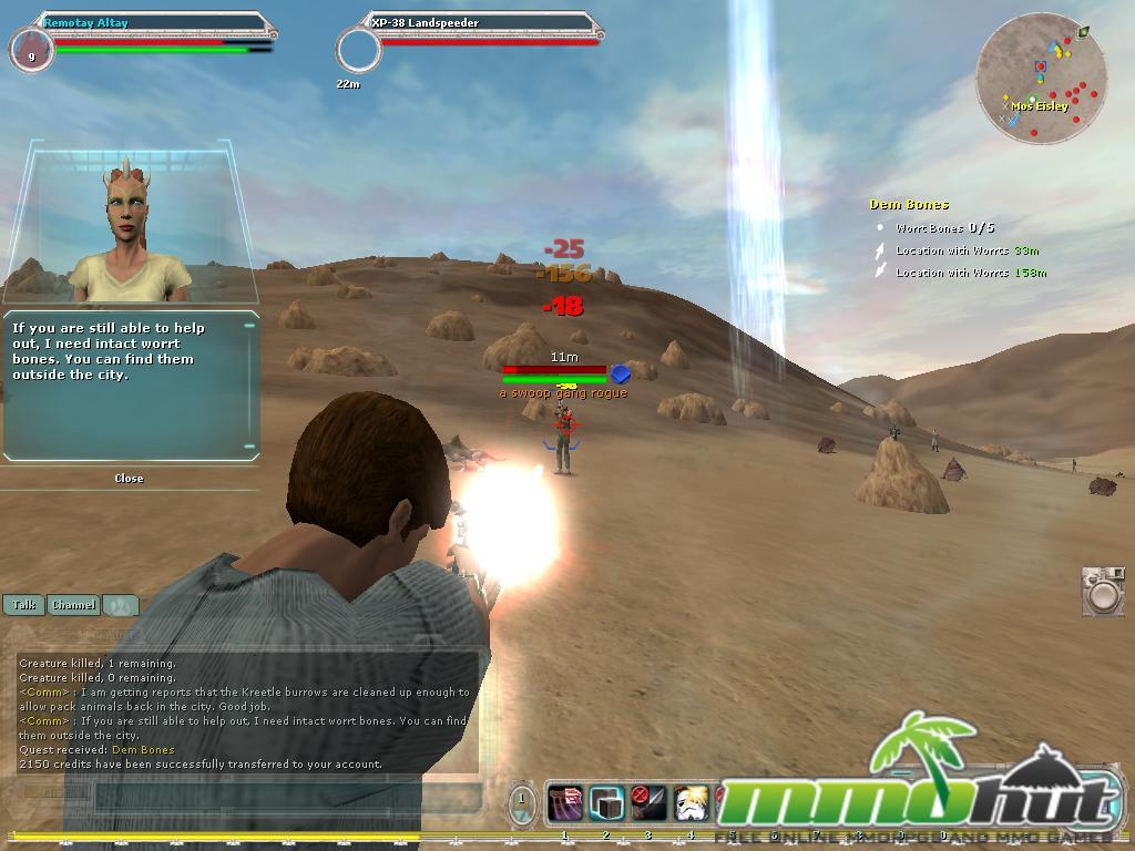 Star War Games Online 3