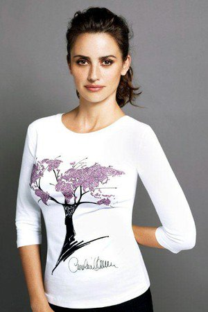 Penelope Cruz Scores Saks Fifth Avenue 'Key to the Cure' Campaign » Gossip | Penelope Cruz