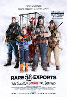 Rare Exports, un cuento gamberro de Navidad (2011)