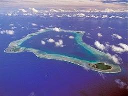 Πάλμερστον: Το νησί που βρίσκεται στο τέλος της Γης και χρειάζεται να ταξιδεύεις 9 μέρες σε μια βάρ