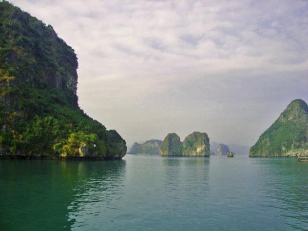 La Bahía de Halong de Vietnam
