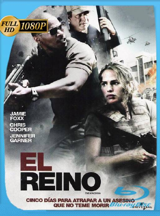 El Reino (2007) BRRip [1080p] [Latino] [GoogleDrive] [RangerRojo]