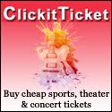 Concert Tickets from Clickit Ticket!