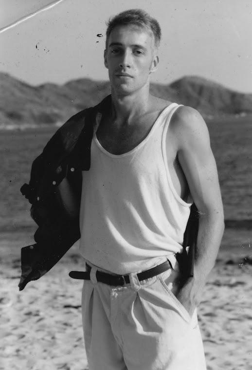 Stephen Aldred, Lamma Island, HK, 1991