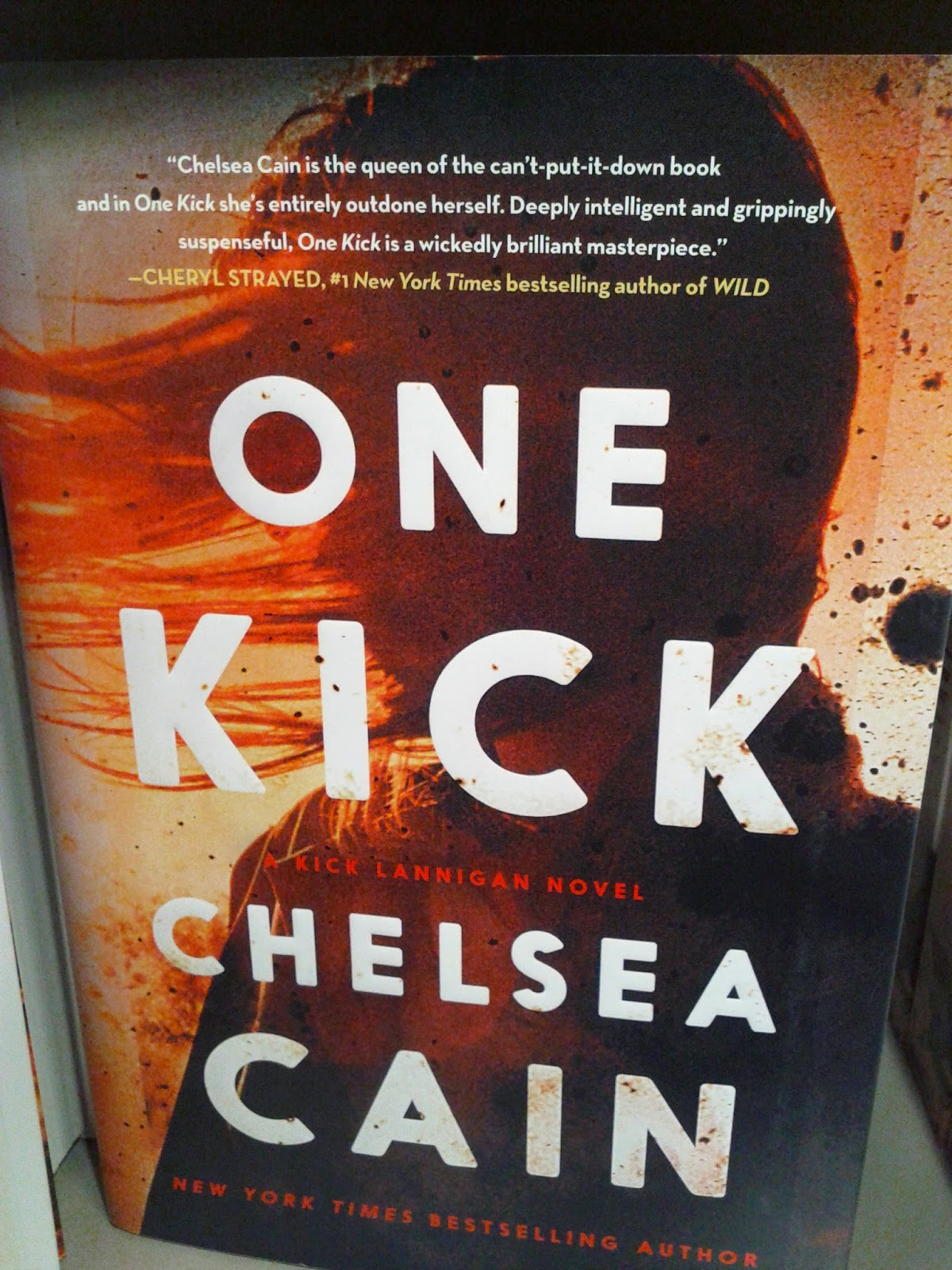One Kick Chelsea Cain