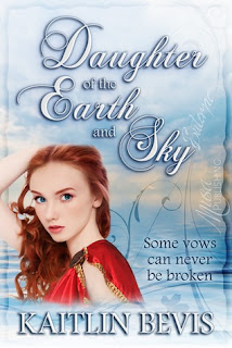 cover of daughter of the earth and the sky