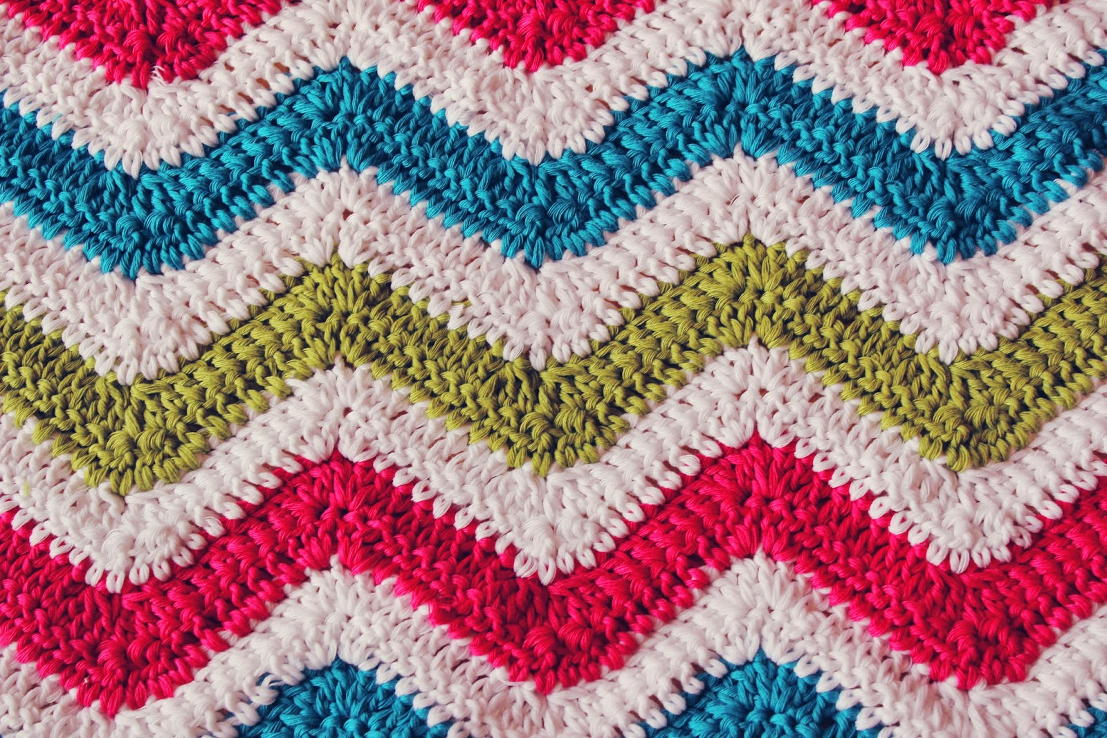 Misadventures of alice the perfect crochet ripple blanket pattern ripple3g ccuart
