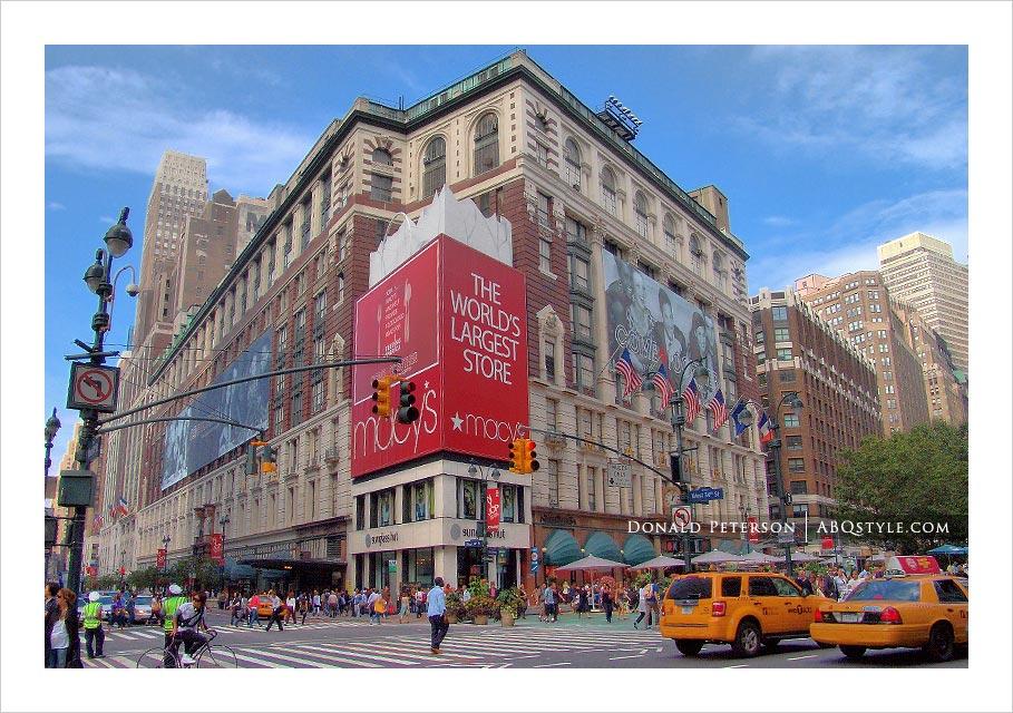Tip Top Shoes Manhattan