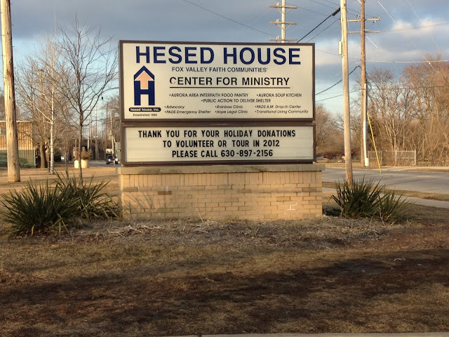 Hesed House