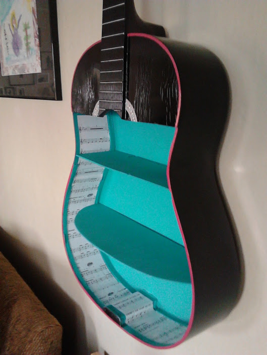 I am Pinteresting: Pinteresting Guitar Shelf - photo#28