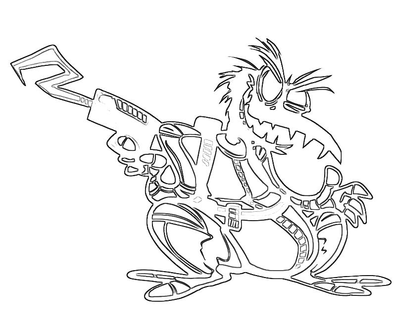 printable-psy-crow-gun-coloring-pages