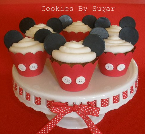 Party Frosting Mickey Mouse party ideasinspiration
