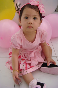 Kamelia irdhina turns 1