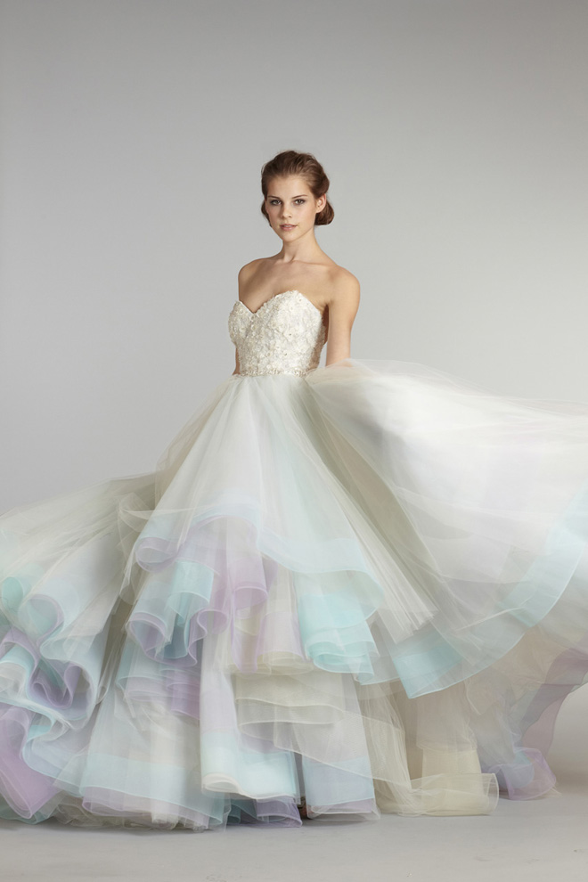 Lazaro Bridal Fall 2012 My Dress Of The Week