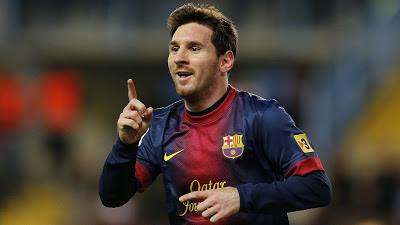 11 Pemain Terbaik Liga Spanyol Musim 2012-2013