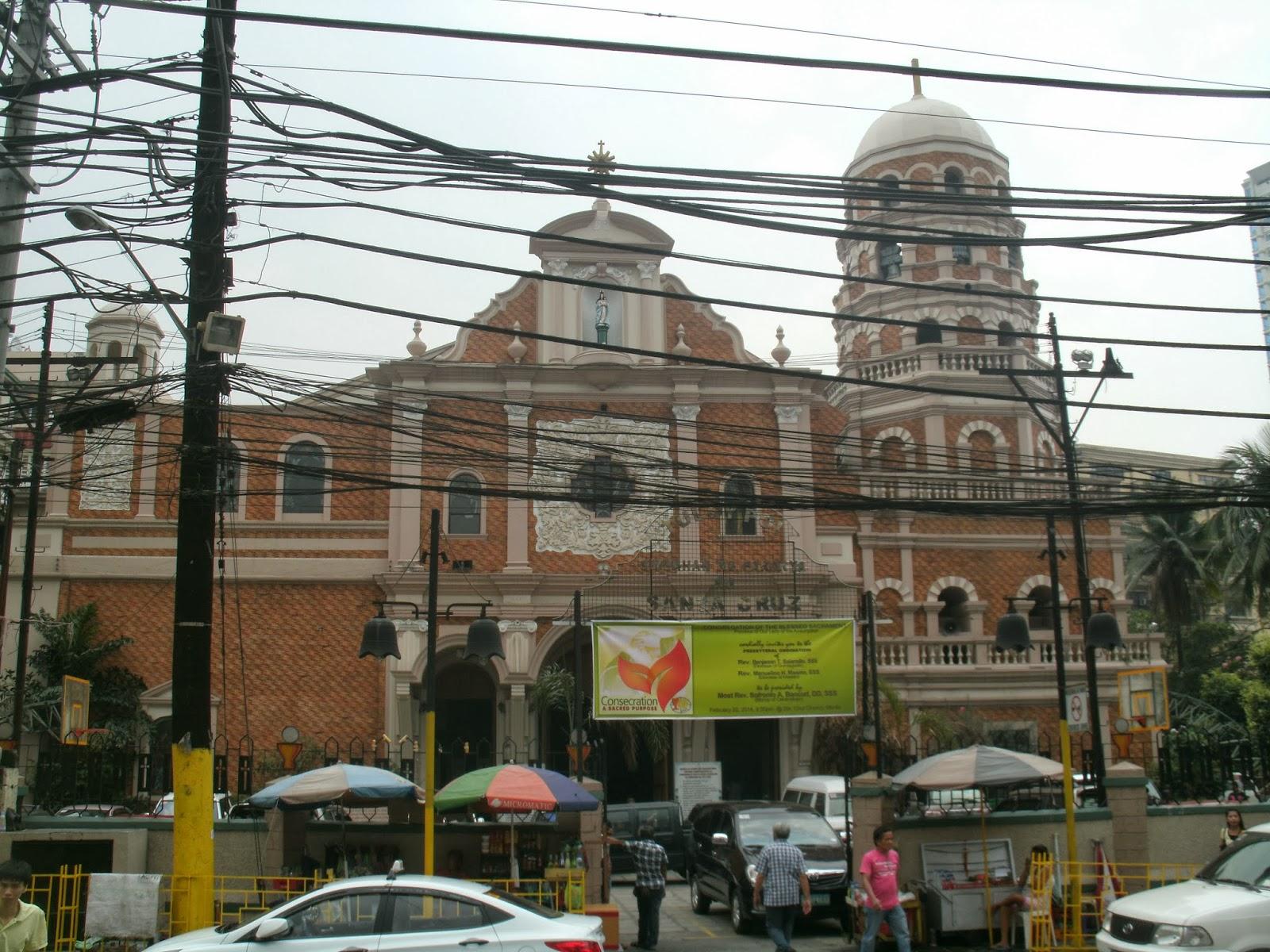 Binondo Catholic Church