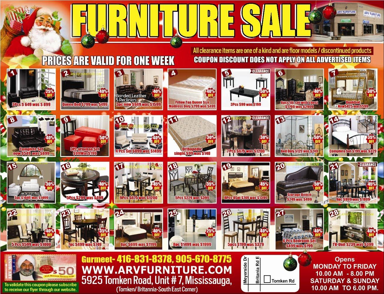 pre christmas at arv furniture mississauga on pre christmas at arv furniture mississauga ontario