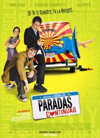 Paradas Continuas 2009 | 3gp/Mp4/DVDRip Latino HD Mega
