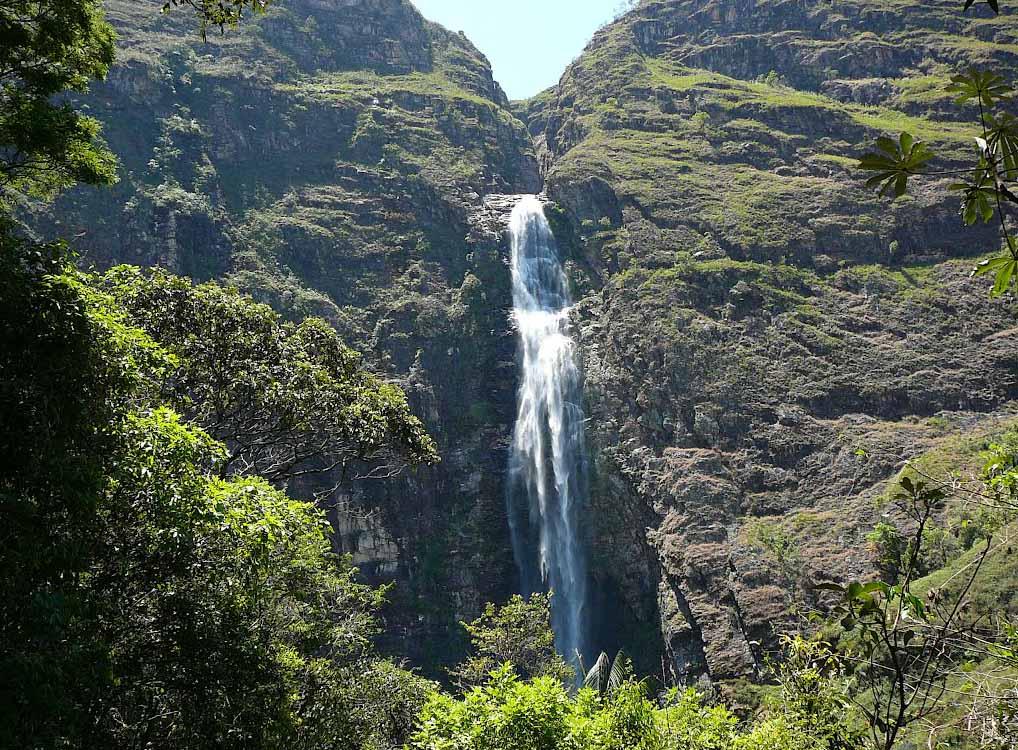 turismo foto cachoeira