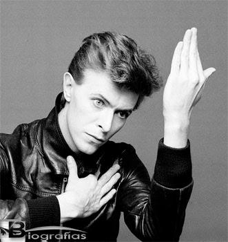 Biografía Corta d David Bowie