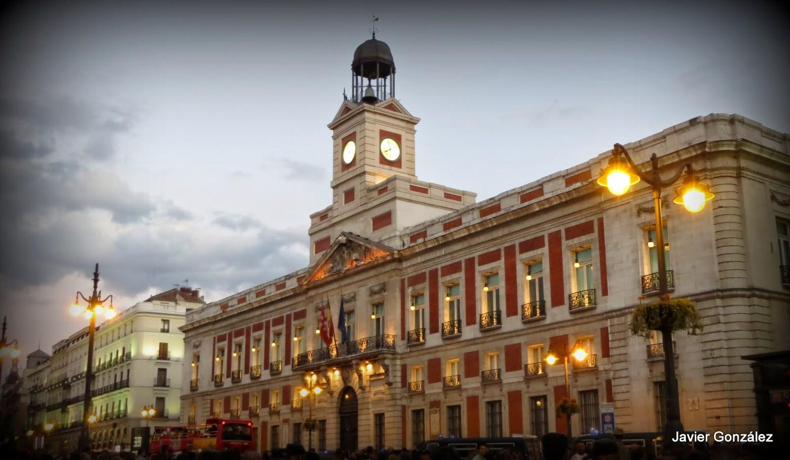 Las Im Genes Que Yo Veo La Puerta Del Sol De Madrid The