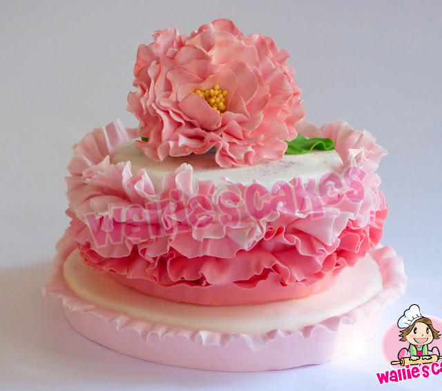 ... pour des gateaux de mariage, ou pour anniversaire dune femme