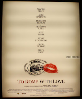 To Rome With Love (2012) Movie