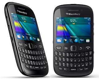 Harga BlackBerry Curve 9220 Agustus 2013