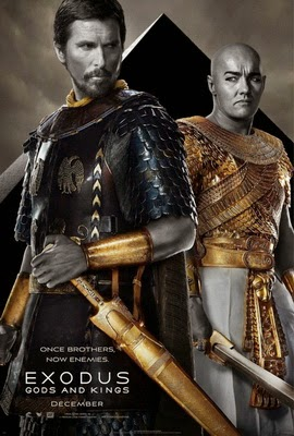Film Exodus: Gods and Kings 2014 Bioskop