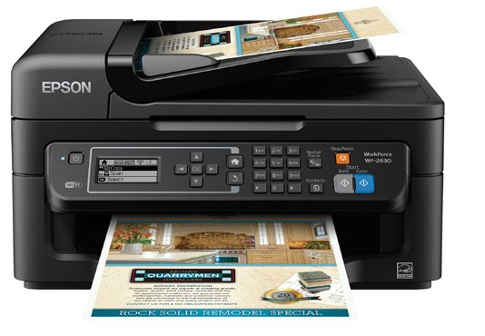 Epson WorkForce WF-2630 WF Driver Download