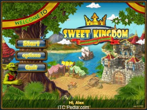Sweet Kingdom: Enchanted Princess v1.0-TE