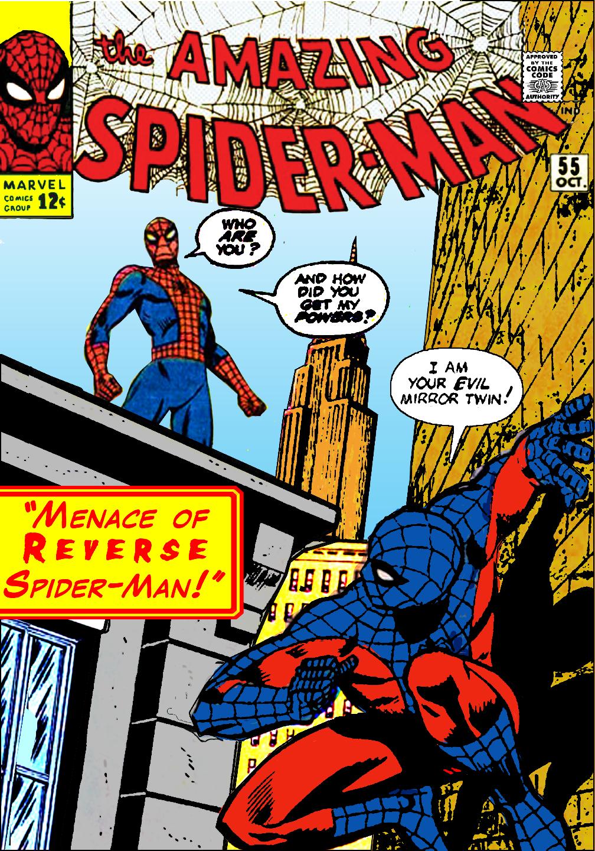 The Strangest Adventures Spider Man Namor And Reverse