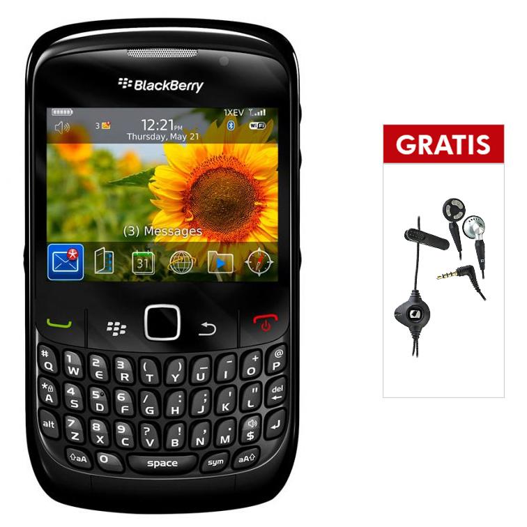 Spesifikasi Blackberry CDMA 8530