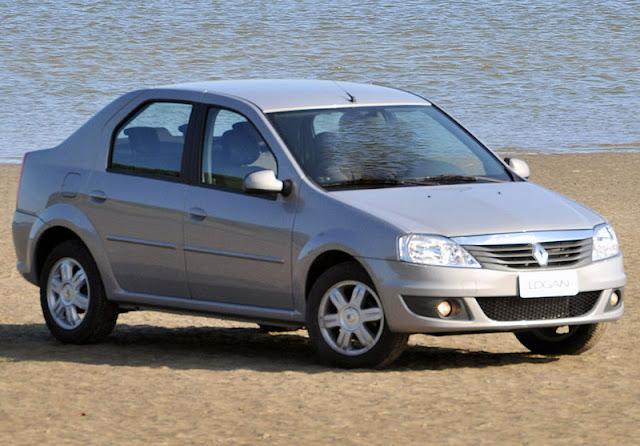 INMETRO 2012: carros mais econômicos do Brasil - Renault Logan