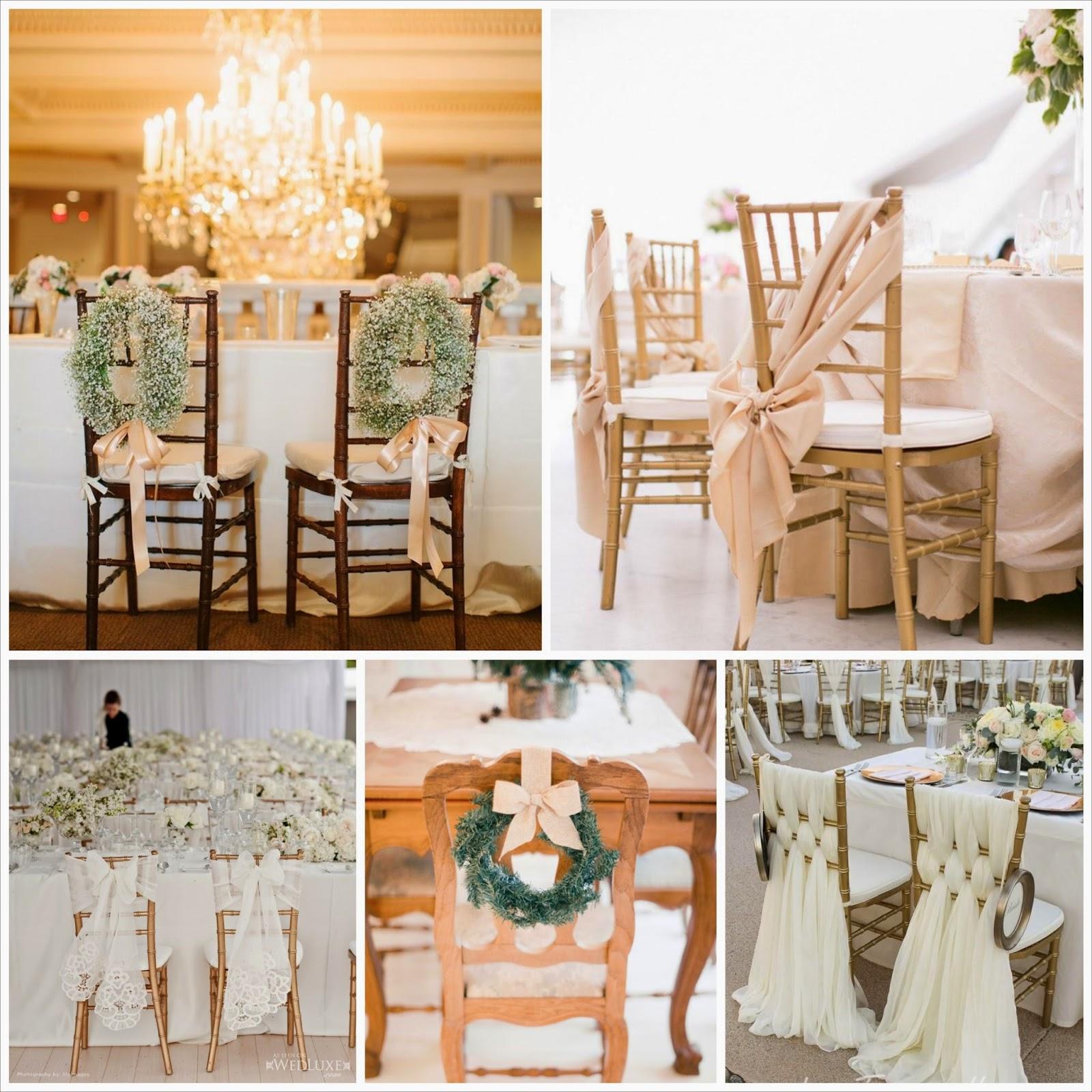 Blog de tu d a con amor invitaciones y detalles de boda for Sillas para matrimonio
