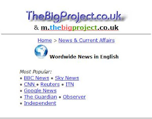 Worlwide News in English
