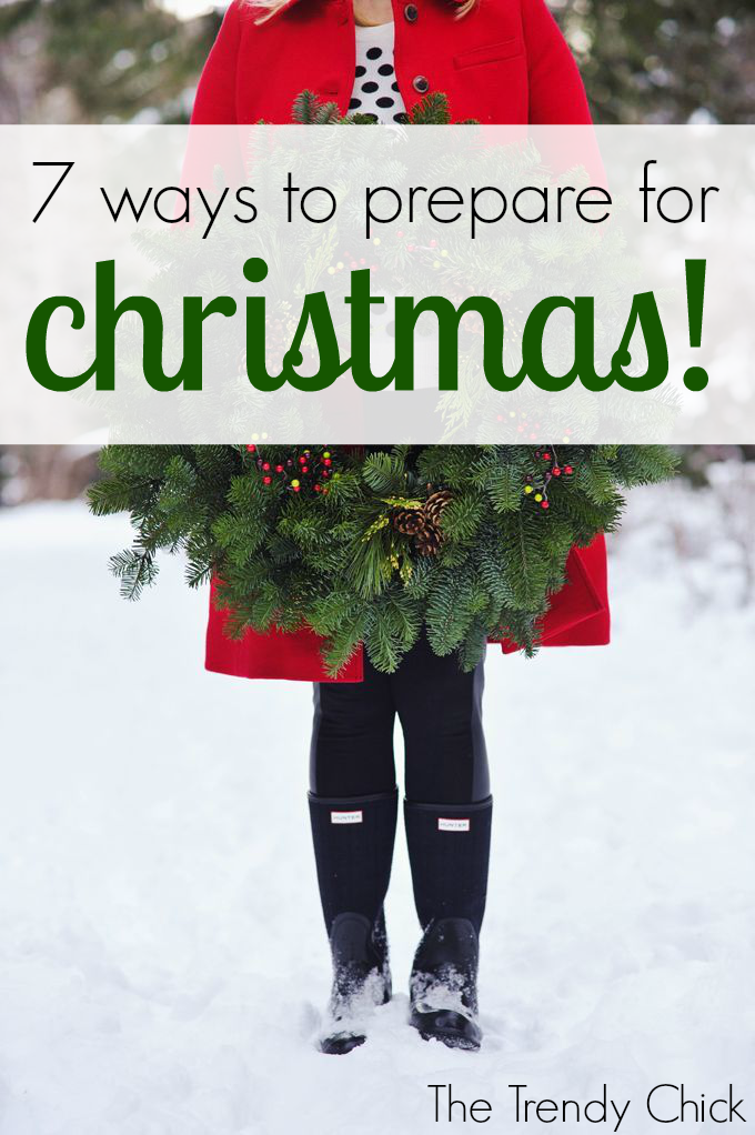 i decided to compile a few of my favorite tips and tricks to bring the christmas spirit to your house