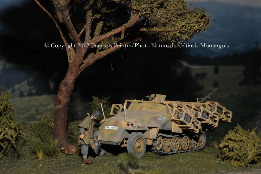 Sd Kfz 251/1 STUKA ZU FÜSS