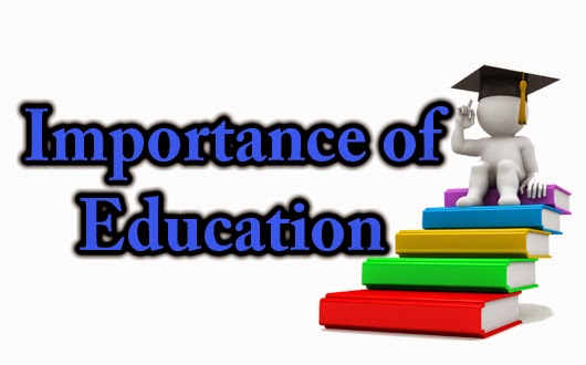 Essay about education and its importance