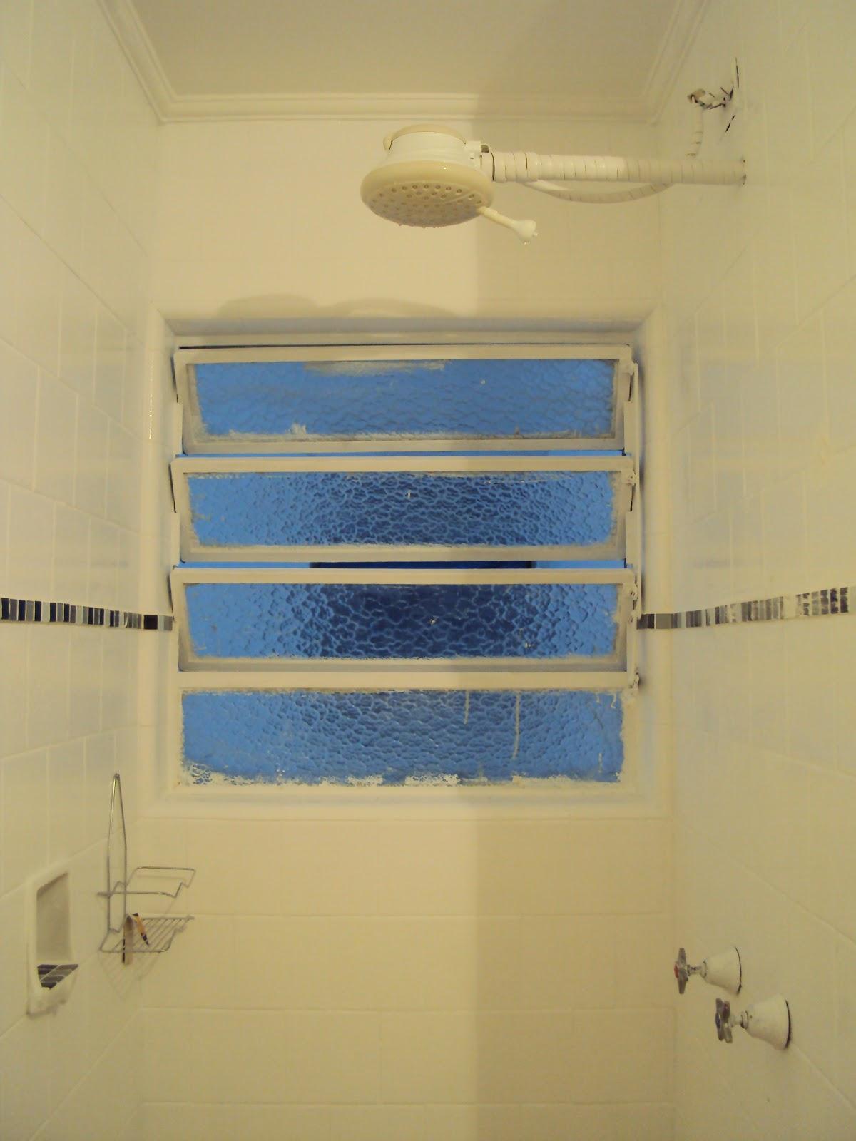 se esta casa fosse minha!?: Antes e Depois: Banheiro #3E668D 1200 1600