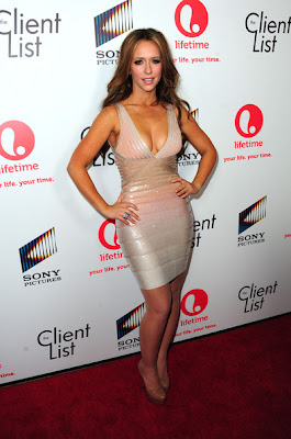 Jennifer Love Hewitt Bandage Dress