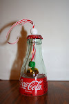 Coke Cola Ornament