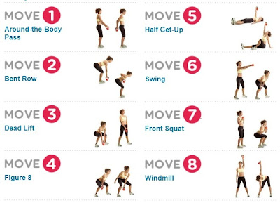 And With These Kettlebell Exercises Its Doubly Download Visual PDF Workouts Exercise Illustrations For Home Gym Create Your Own Printable