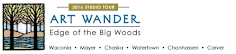 PROUD SPONSOR OF THE ART WANDER TOUR