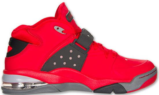 Nike Air Force Max 2013 University Red/Anthracite-Classic Grey May 2013