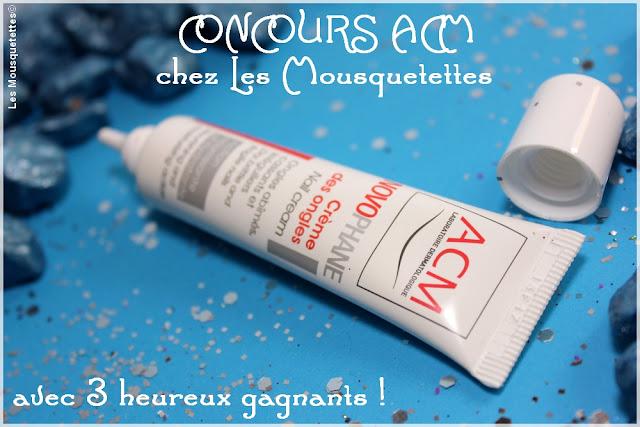 Concours Laboratoire ACM - Crème Ongles Novophane - Les Mousquetettes©