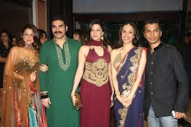 Arbaaz Khan Wedding Pictures