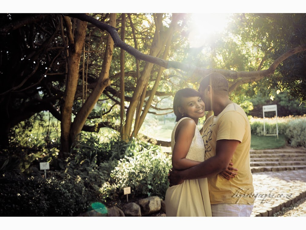 DK Photography Slideshow-02 Rochelle & Enrico's Engagement Shoot in Kirstenbosch Botanical Garden & Llandudno Beach  Cape Town Wedding photographer